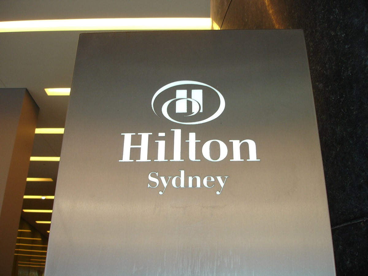Hotel Rennovation Sydney Hilton